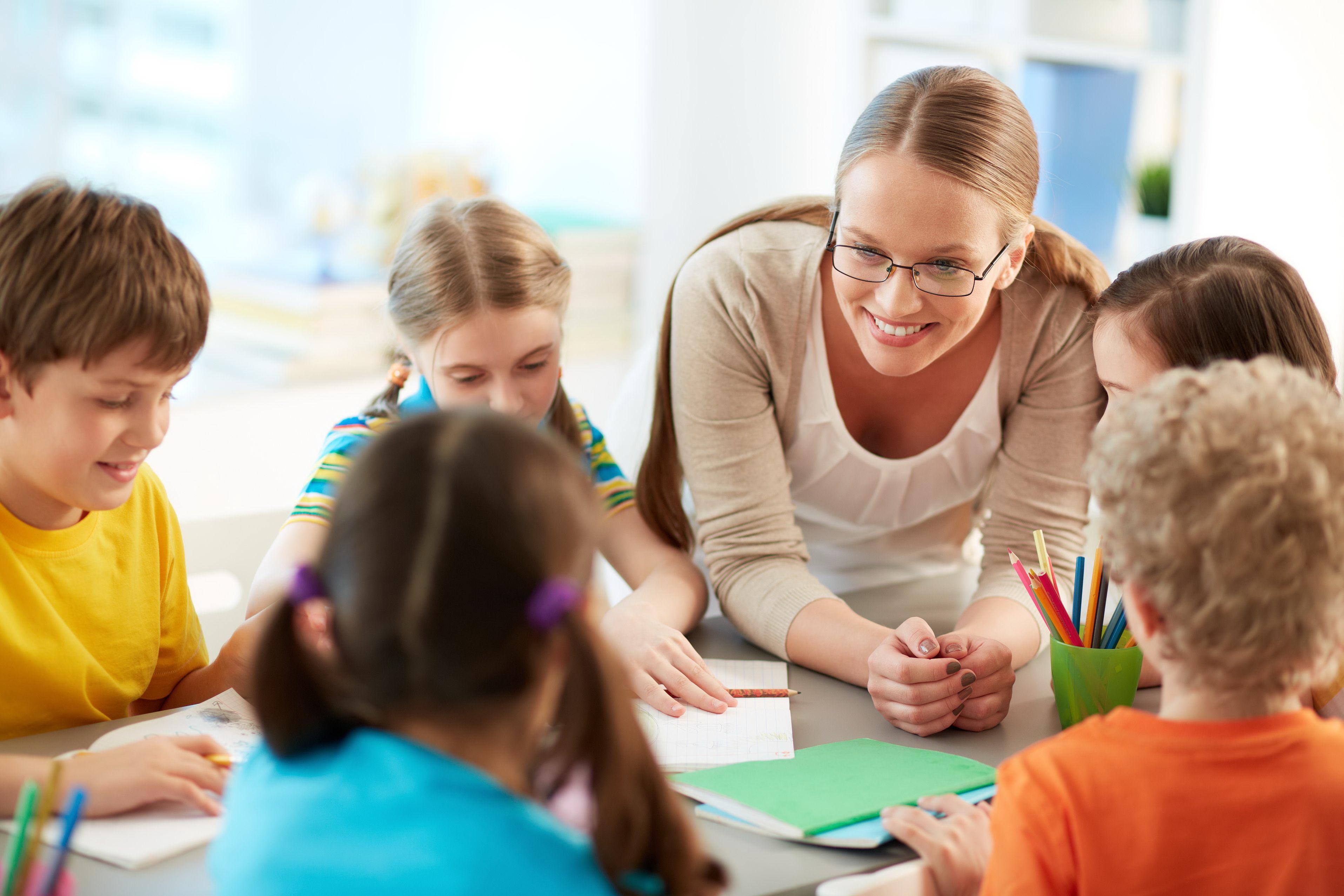 teacher assistant development of the child